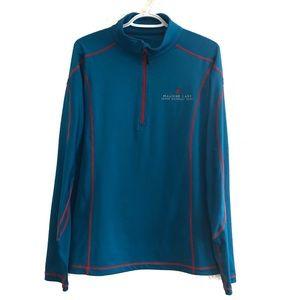 Stormtech Performance zippered pullover. Size L.